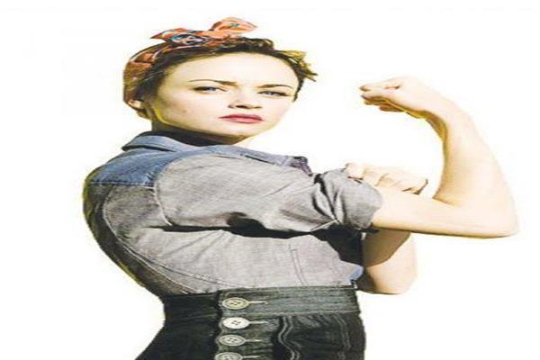 امرأة قوية - صورة أرشيفية