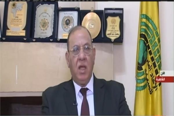 طلعت عبدالقوي، رئيس الاتحاد العام للجمعيات والمؤسسات الأهلية