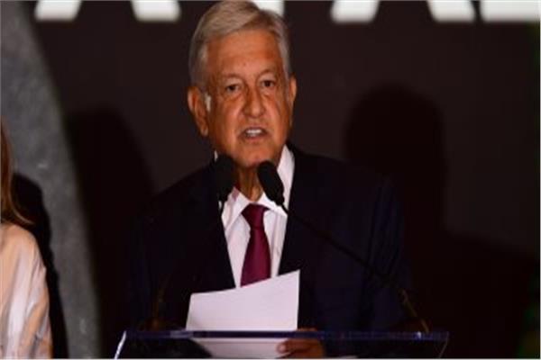 رئيس المكسيك أندريس مانويل لوبيز