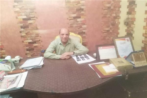 د. منتصر محمد عبد الله - مدير إدارة العلاج الحر بالجيزة