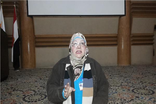 استشاري سلامة الغذاء بمستشفى سرطان الأطفال مصر 57357 د.عفاف أمين