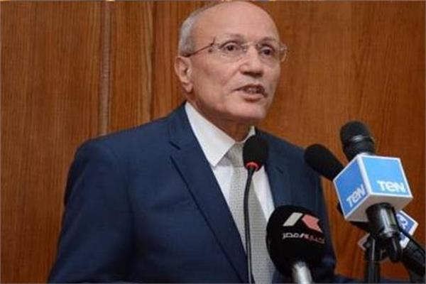 اللواء محمد العصار، وزير الإنتاج الحربي
