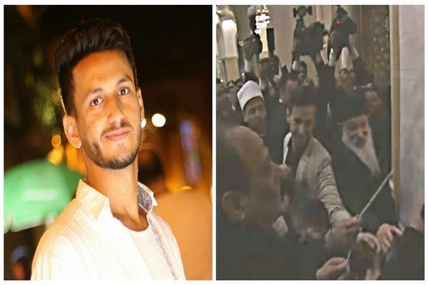 الشاب أحمد الغرباوي