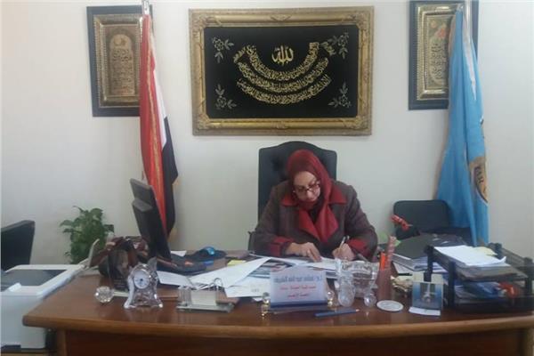 الدكتورة أماني الشريف