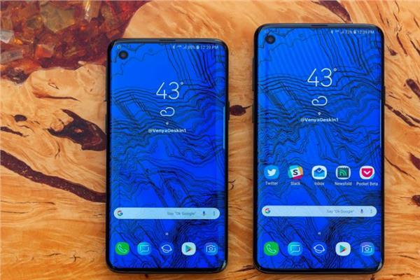 هاتف Galaxy S10