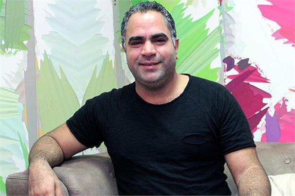 الفنان محمد شاهين