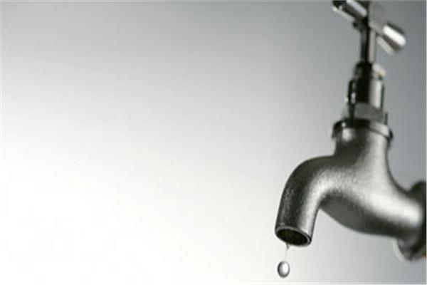 انقطاع المياه
