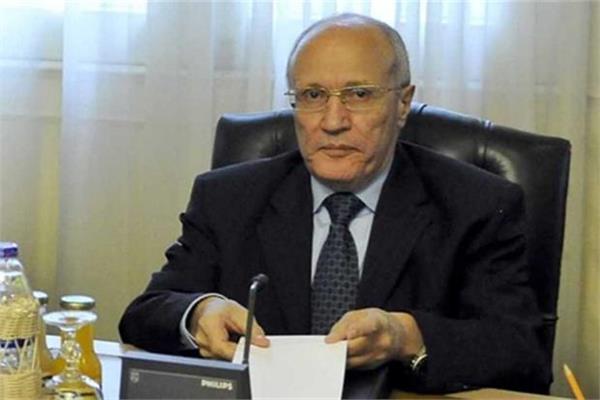 الدكتور محمد سعيد العصار - وزير الدولة للإنتاج الحربي
