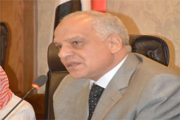 اللواء أحمد راشدمحافظ الجيزة