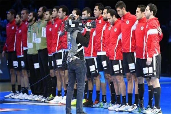 المنتخب الوطني لكرة اليد