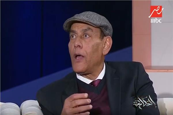 الفنان احمد بدير