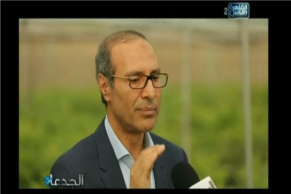 الخبير الزراعى الدكتور عبد المنعم العنانى