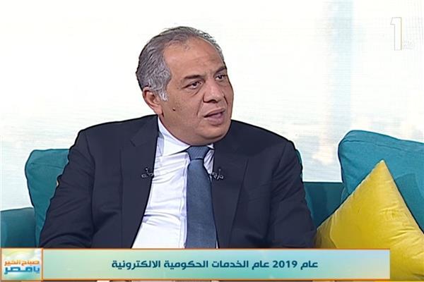 المهندس خالد العطار نائب وزير الاتصالات
