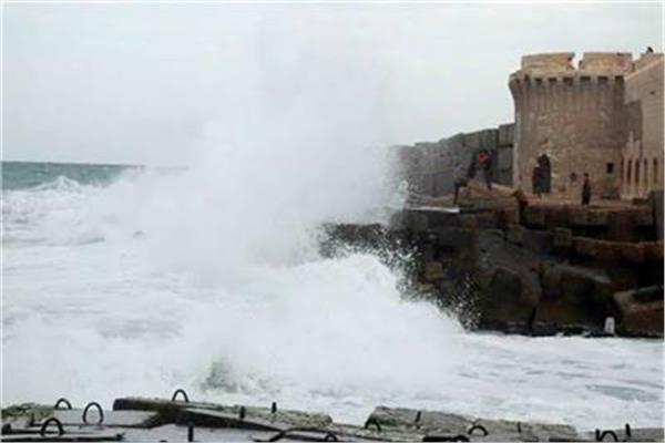إنذار بحري: اضطراب الملاحة البحرية بالبحر المتوسط وسقوط أمطار