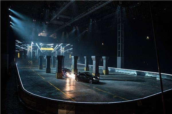 صورة لأحد سيارات Fast & Furious