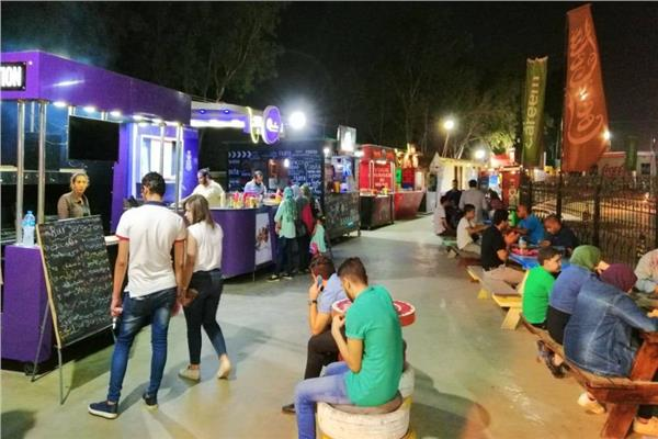 مطاعم شارع مصر بالشيراتون