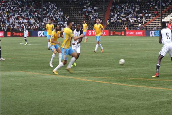 مباراة الإسماعيلي ومازيمبي