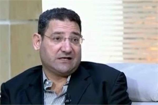 أحمد أيوب المتحدث الرسمي باسم لجنة استرداد أراضي الدولة