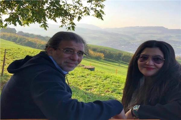 خالد يوسف وشاليمار شربتلي
