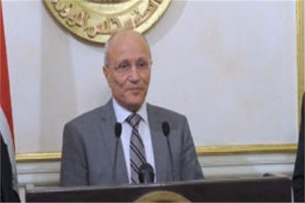 الدكتور محمد سعيد العصار وزير الانتاج الحربي