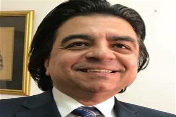 عميد المعهد القومي للقلب د.جمال شعبان