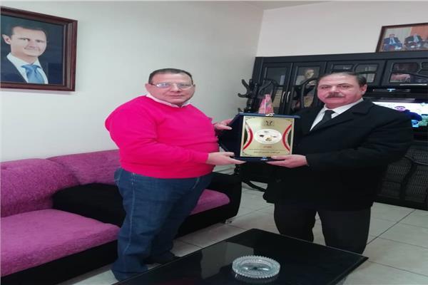 بروتوكول بين «العاملين في الصحافة والطباعة والإعلام» في مصر ونظيرتها السورية
