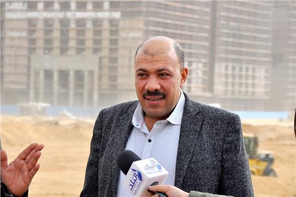 تايب محمد تايب العضو المنتدب لشركة بيراميدز للتطوير العقارى