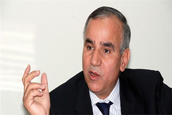 حمدي عزام نائب رئيس مجلس إدارة بنك التنمية الصناعية