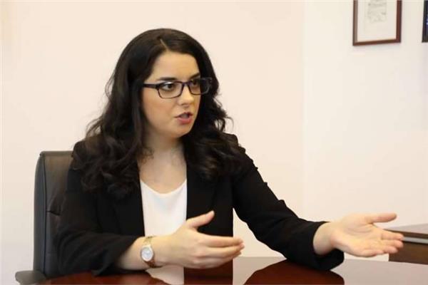 إريكا تشوسانو-  المتحدثة باسم وزارة الخارجية الأمريكية
