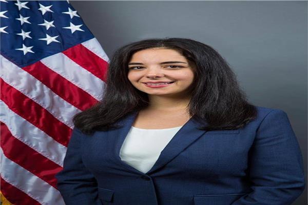 إريكا تشوسانو المتحدثة باسم وزارة الخارجية الأمريكية