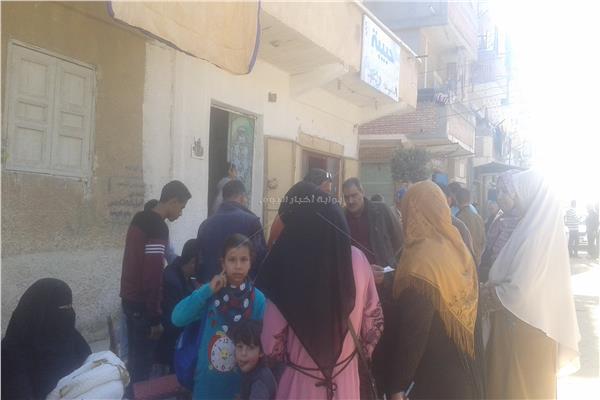 جولة الاعادة بمدينة العريش