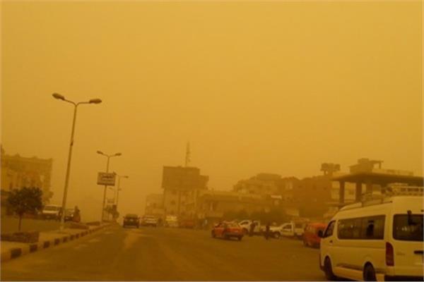 موجة من الطقس السيئ تضرب مدن وقرى الشرقية