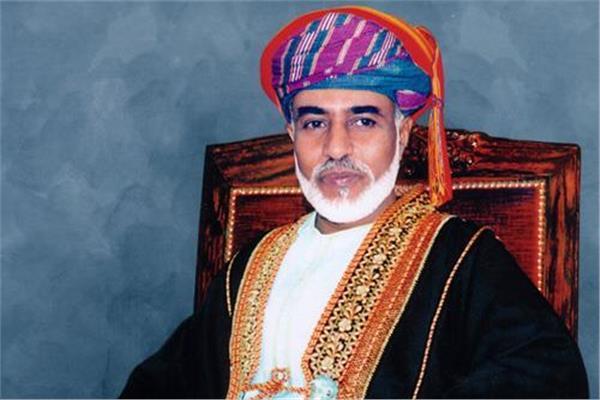 السلطان قابوس بن سعيد، سلطان عُمان