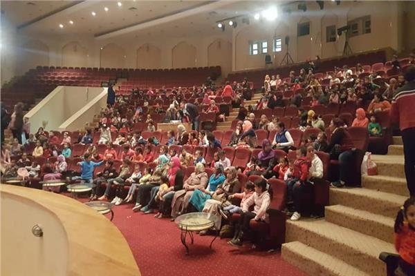 أنشطة وفعاليات متنوعة بثقافة دمياط