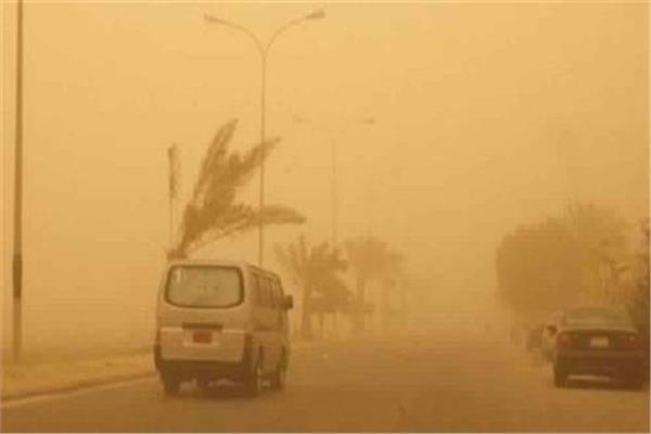 هاشتاج «العاصفة الترابية» الأكثر تداولا على «تويتر»