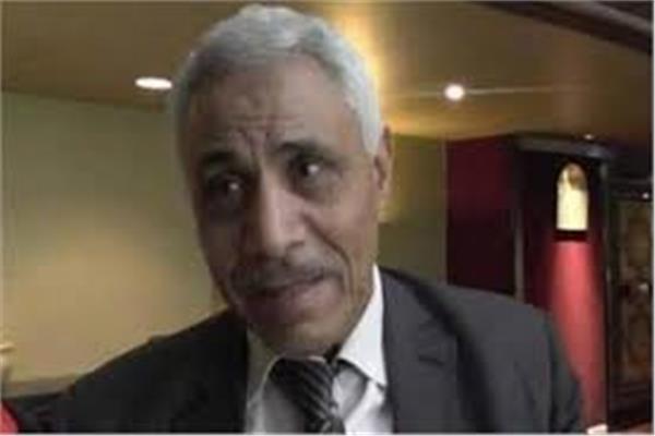 سعيد النقيب النائب الاول لرئيس الاتحاد العام لنقابات عمال مصر