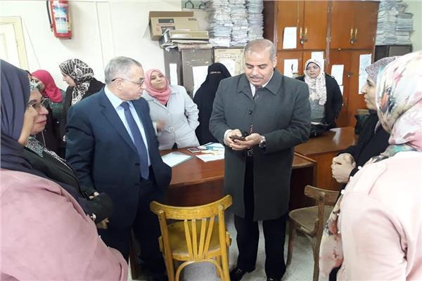 الدكتور محمد حسين المحرصاوي رئيس جامعة الأزهر