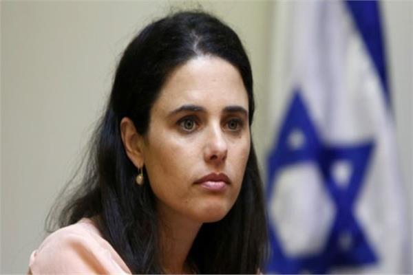 وزيرة العدل الإسرائيلية إليت شاكيد