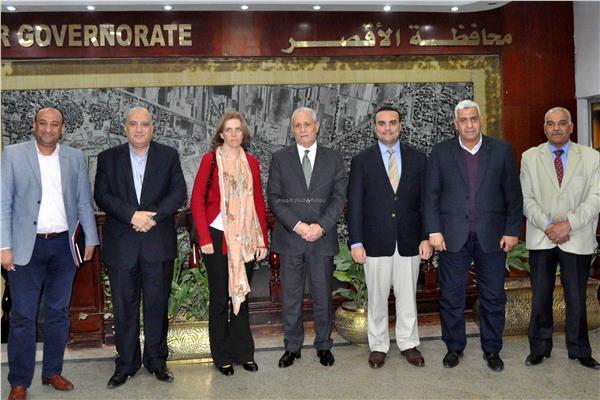 سفيرة بلجيكا بالقاهرة سيبيلي كارتير