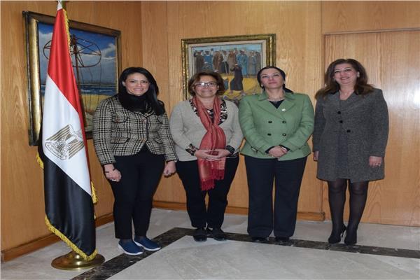 المشاط تلتقى مديرة برنامج الأمم المتحدة الإنمائي لبحث سبل التعاون بين وزارة السياحة والبرنامج