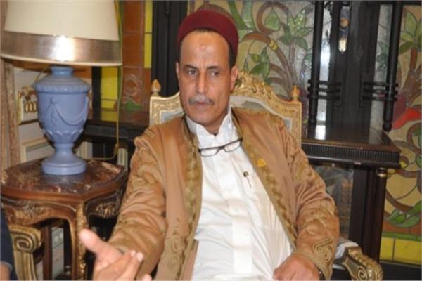 النائب مهدي العمدة عضو مجلس النواب بمرسى مطروح