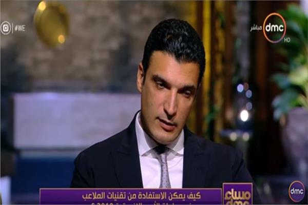 خالد هاشم، رئيس شركة هانيويل مصر