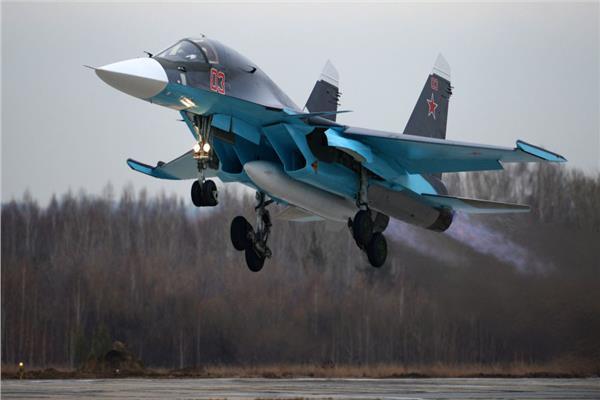اختفاء طائرتين حربيتين في الشرق الأقصى الروسي