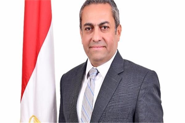 المهندس خالد عباس- نائب وزير الإسكان للمشروعات القومية