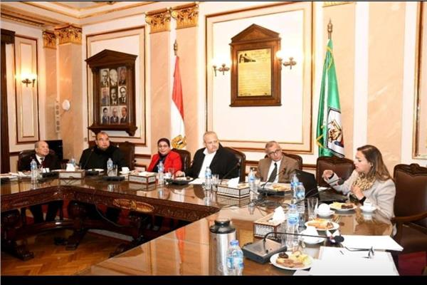 محمد عثمان الخشت - رئيس جامعة القاهرة