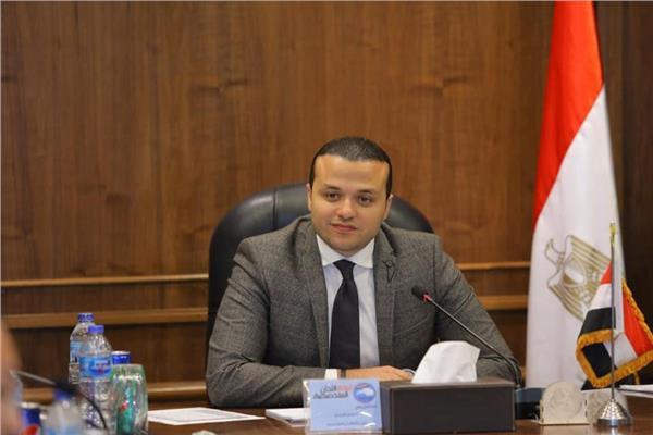 المهندس محمد الجارحي، الأمين العام المساعد للجان المتخصصة