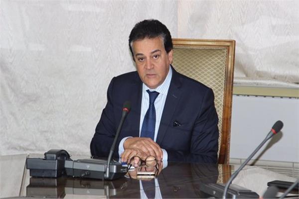 د. خالد عبدالغفار - وزيرالتعليم العالي