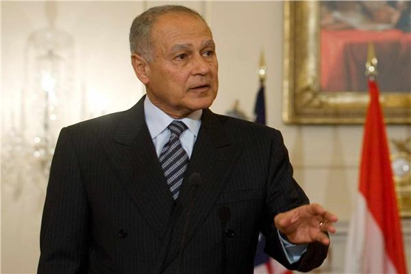 أحمد أبو الغيط الأمين العام للجامعة العربية