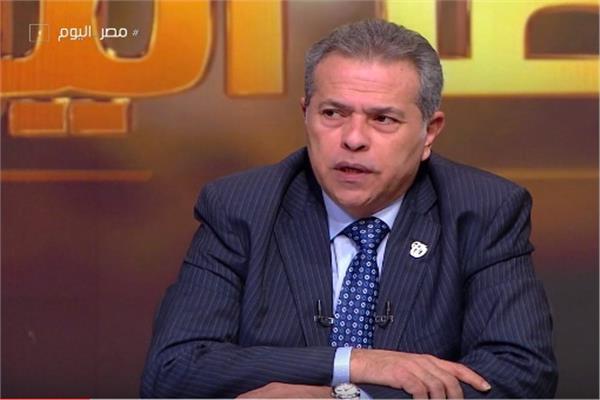 الاعلامى توفيق عكاشه