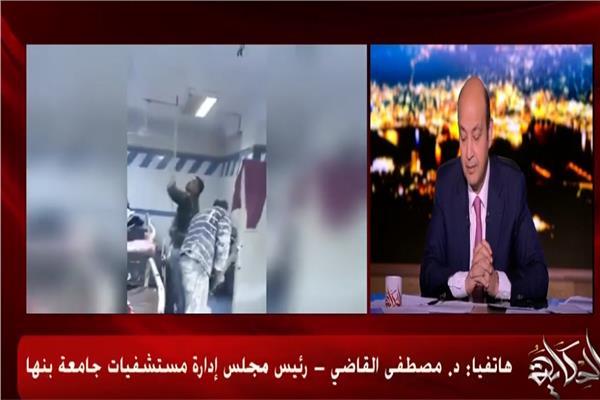الدكتور مصطفى القاضي